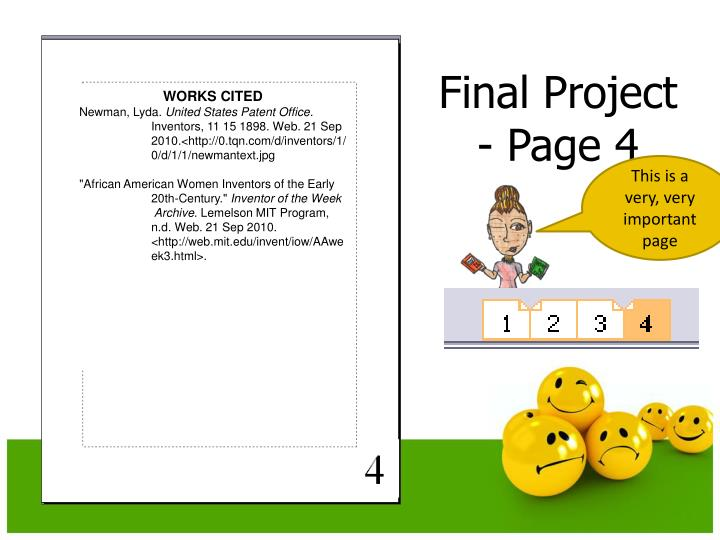 Final Project - Page 4