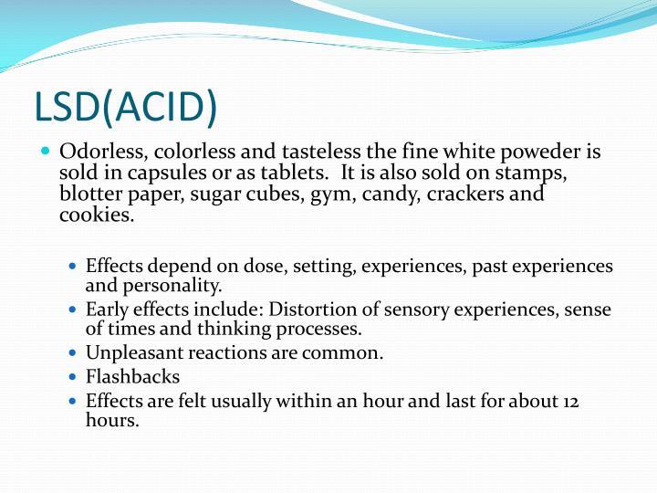 LSD(ACID)