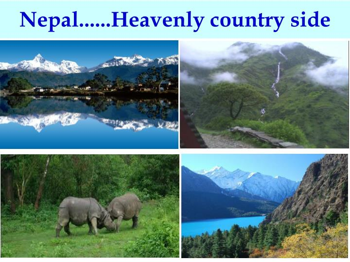 Nepal......Heavenly country side