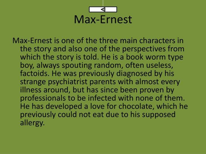 Max-Ernest