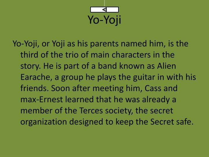 Yo-Yoji