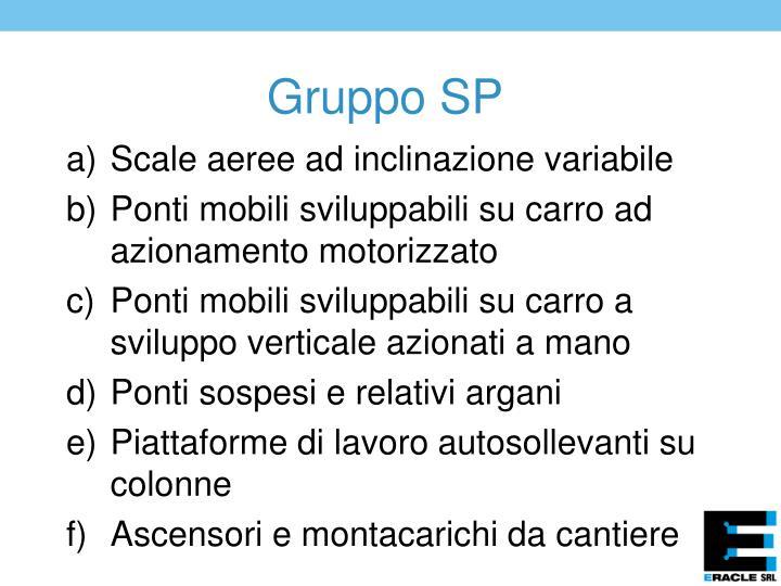 Gruppo SP