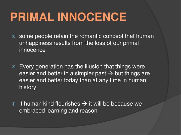 PRIMAL INNOCENCE
