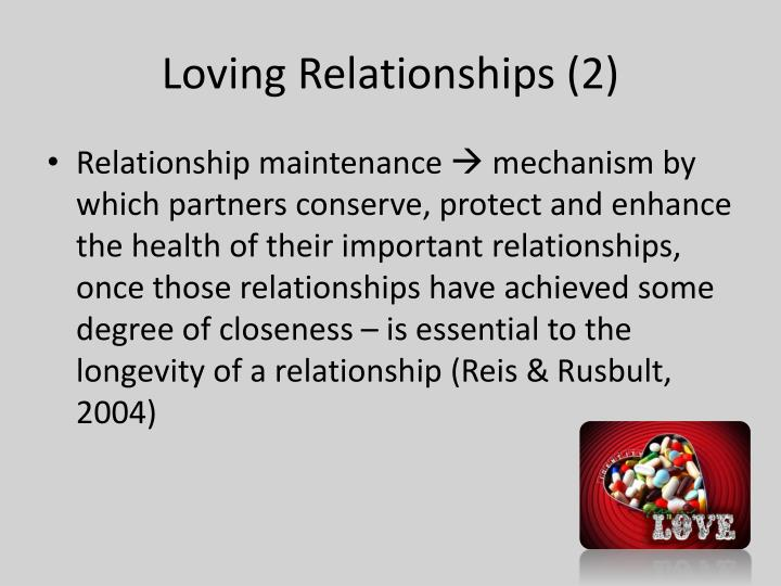 Loving Relationships (2)