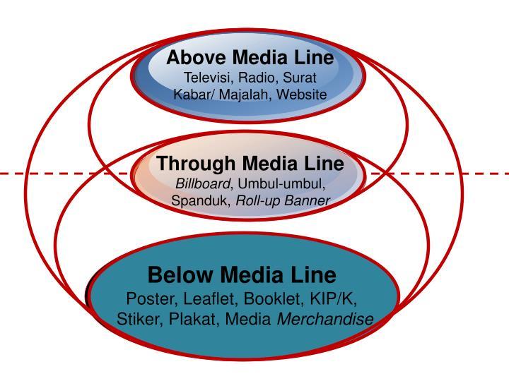 Above Media Line