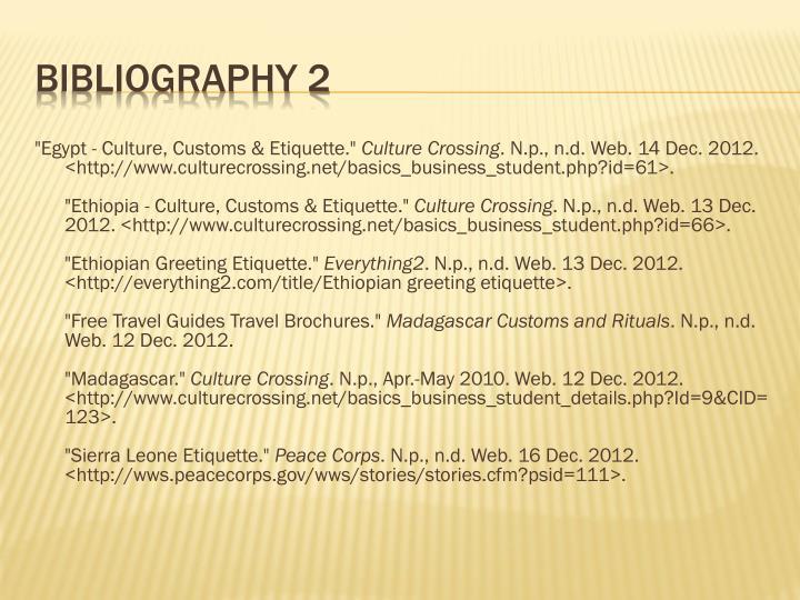 """""""Egypt - Culture, Customs & Etiquette."""""""