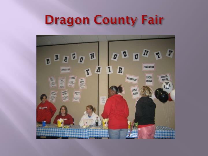 Dragon County Fair