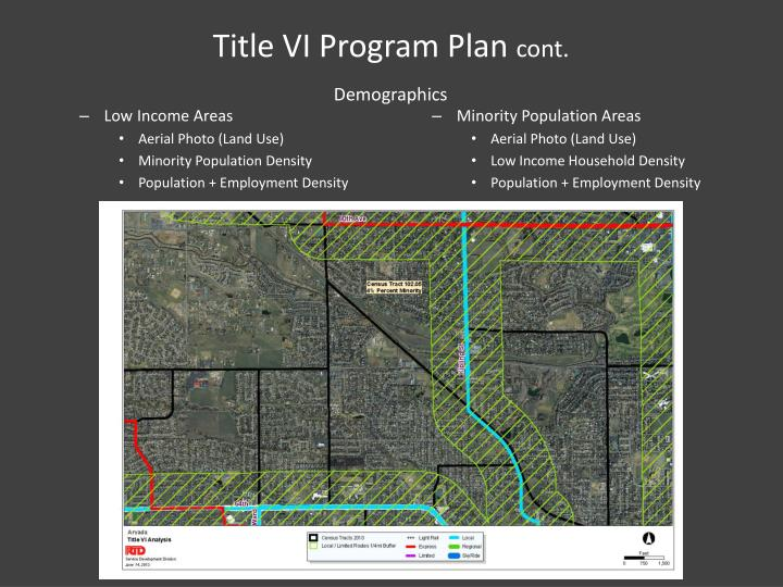 Title VI Program