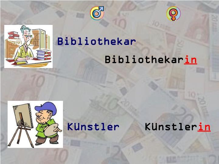 Bibliothekar