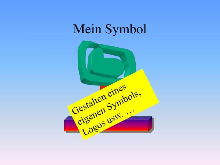 Mein Symbol
