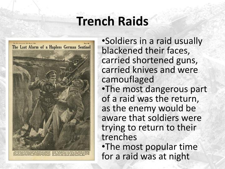 Trench Raids