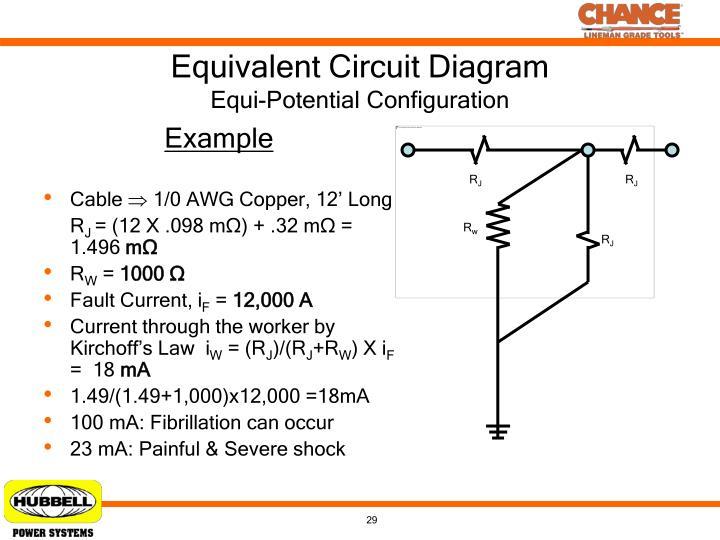 Equivalent Circuit Diagram