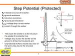 step potential protected