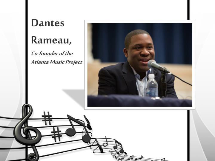 Dantes Rameau,