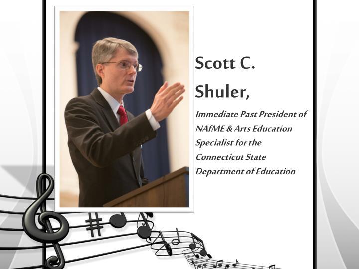 Scott C. Shuler,