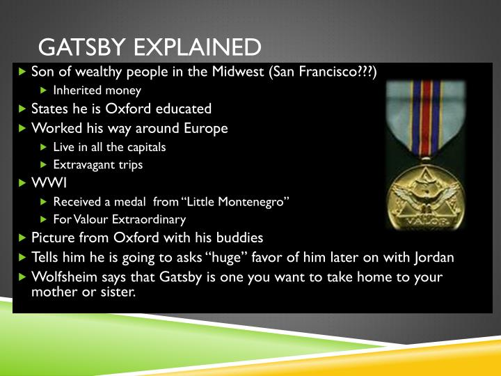 Gatsby Explained