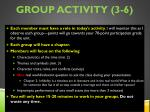 group activity 3 6