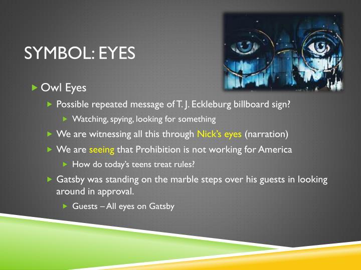 Symbol: Eyes