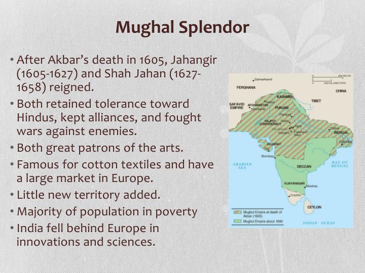Mughal Splendor