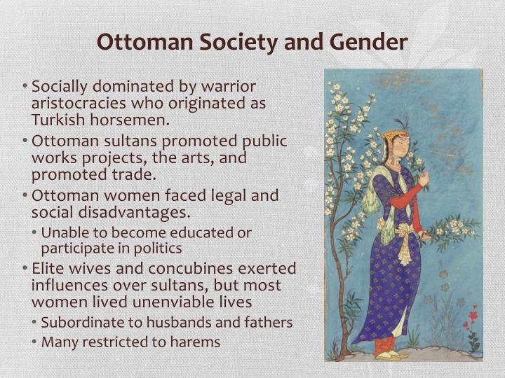 Ottoman Society and Gender