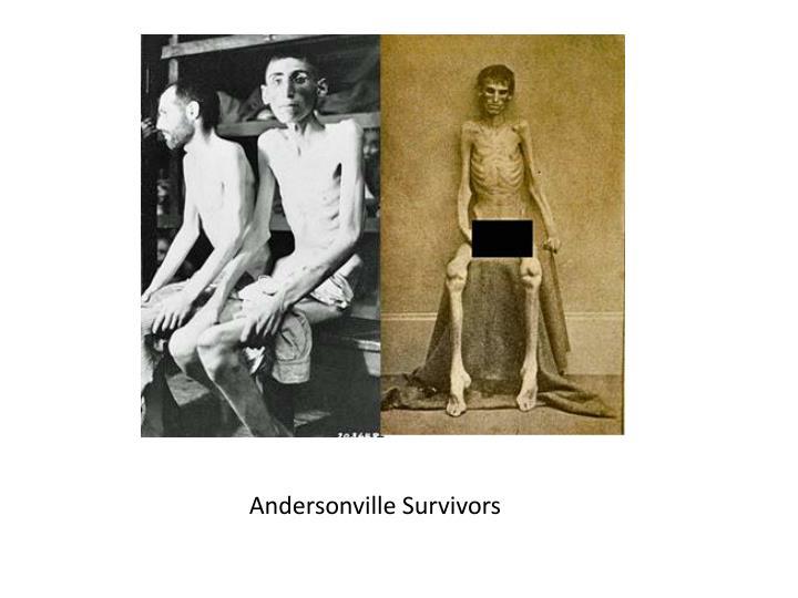 Andersonville Survivors