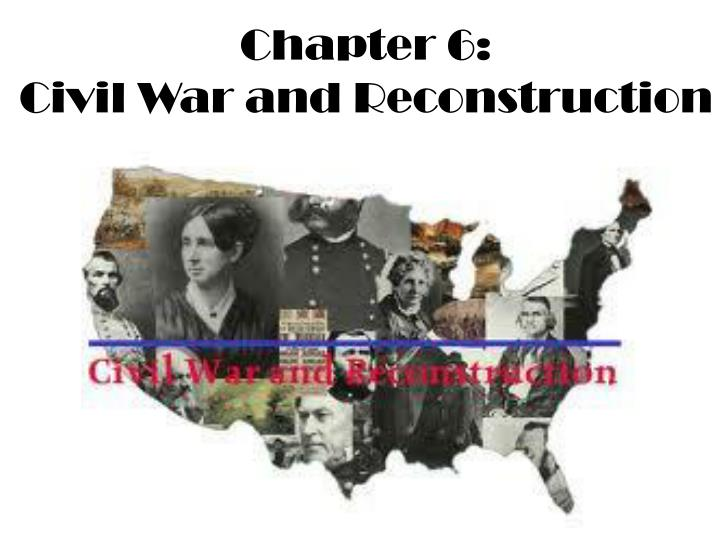 events leading to civil war essay