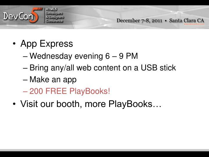 App Express