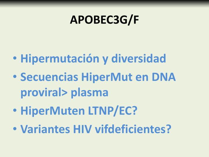 APOBEC3G/F