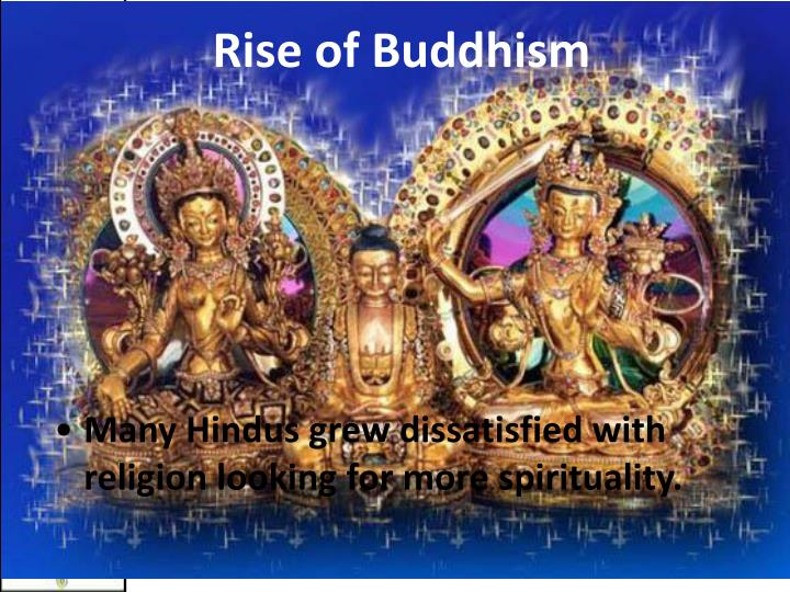 Rise of Buddhism