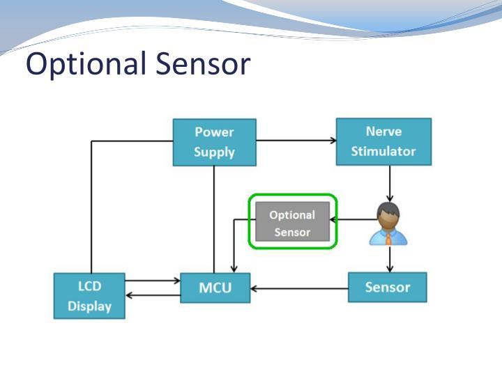 Optional Sensor