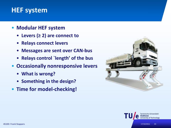 HEF system