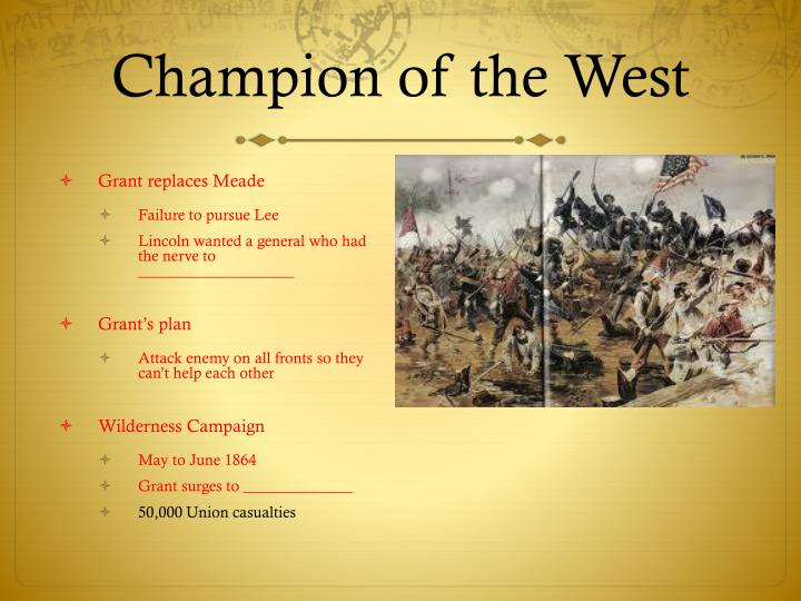 Champion of the West