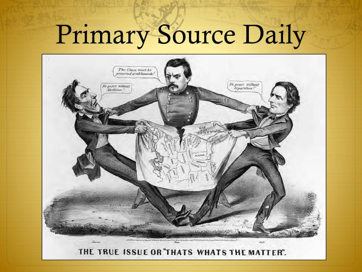 Primary Source Daily