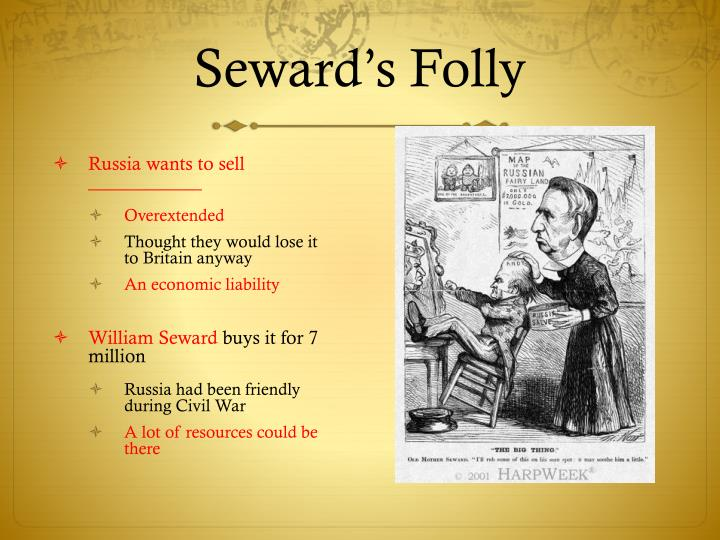 Seward's Folly
