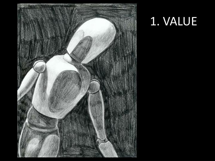 1. VALUE