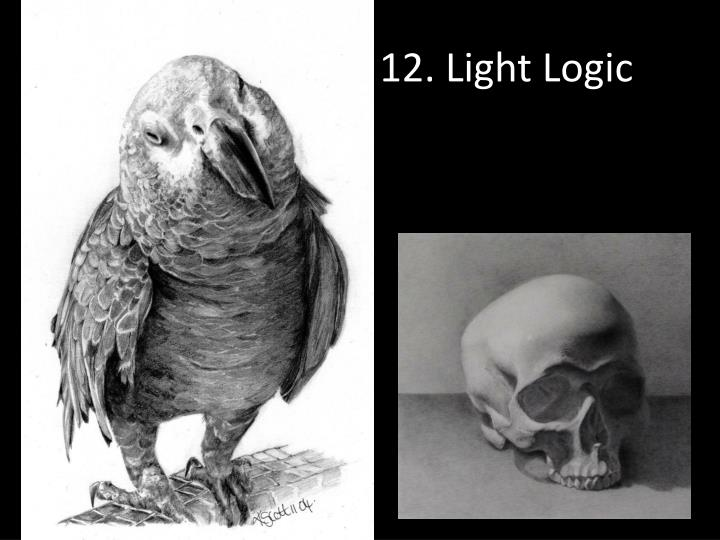 12. Light Logic