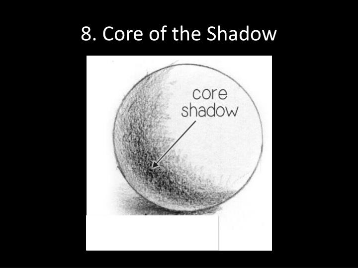 8. Core of the Shadow