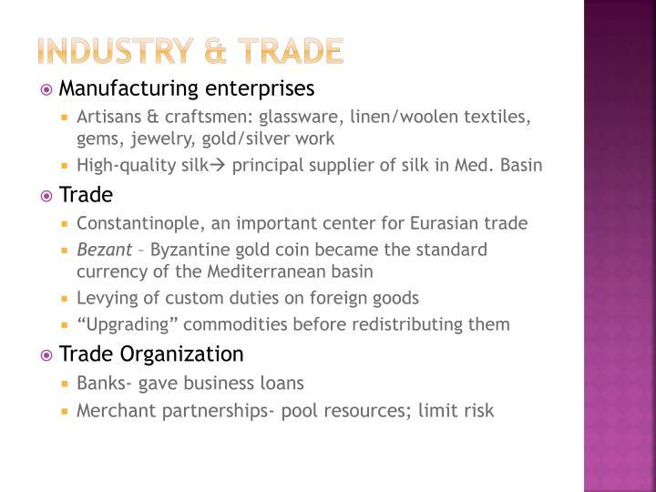 Industry & Trade