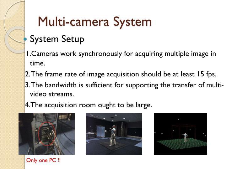 Multi-camera System