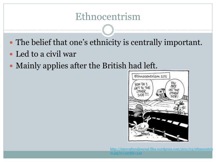Ethnocentris