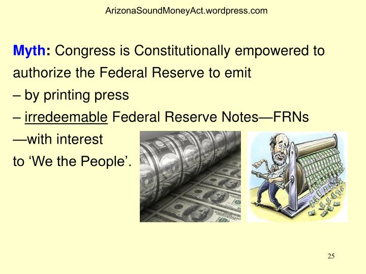 ArizonaSoundMoneyAct.wordpress.com