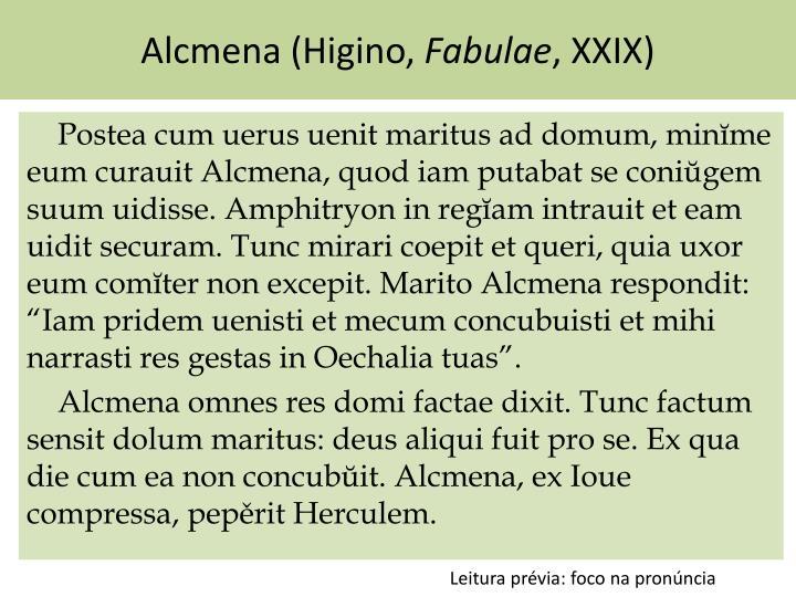 Alcmena (Higino,