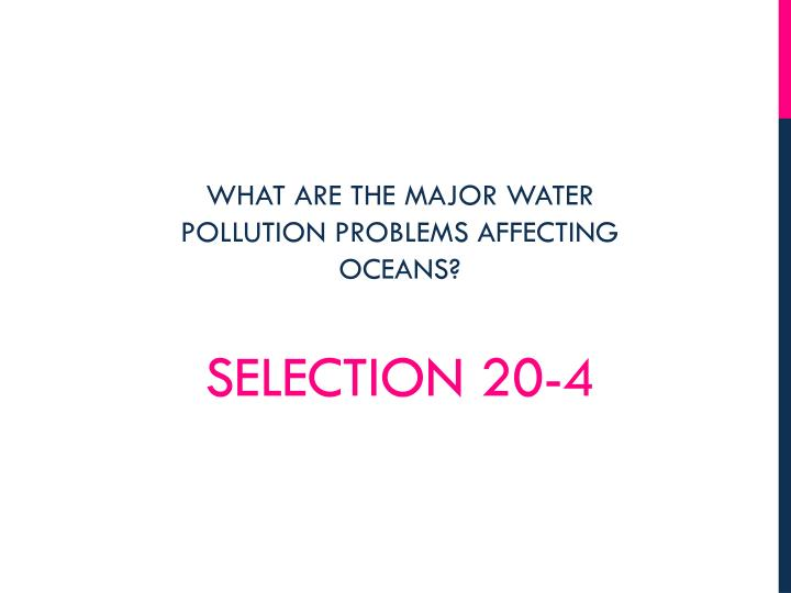 Selection 20-4