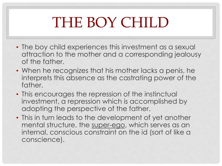 The Boy Child