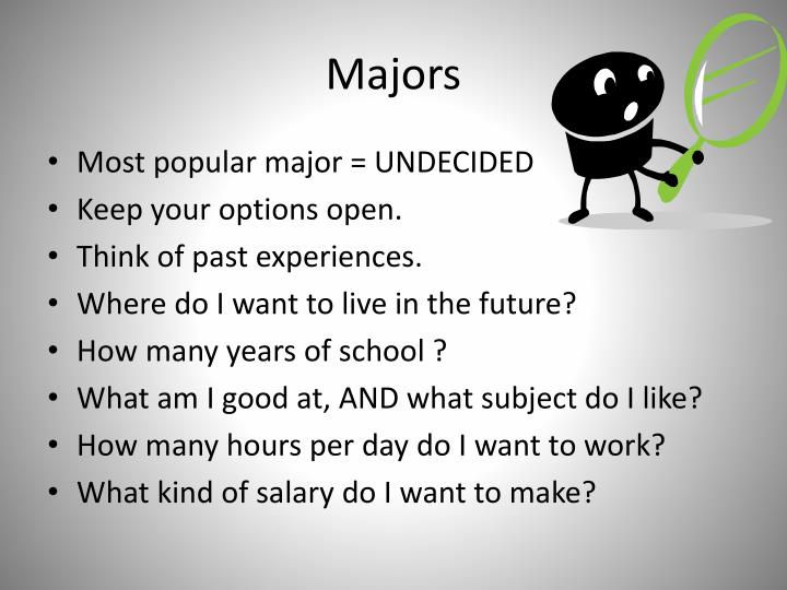 Majors