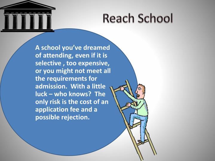Reach School