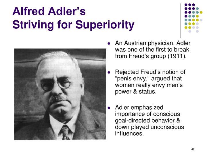 Alfred Adler's