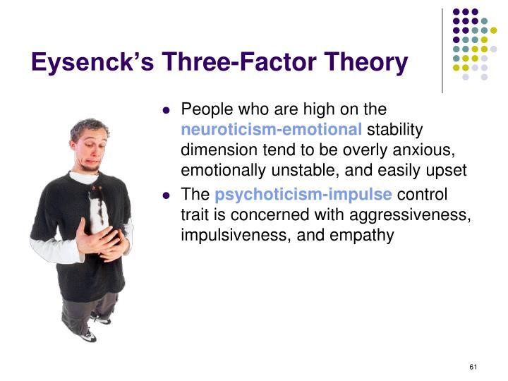 Eysenck's