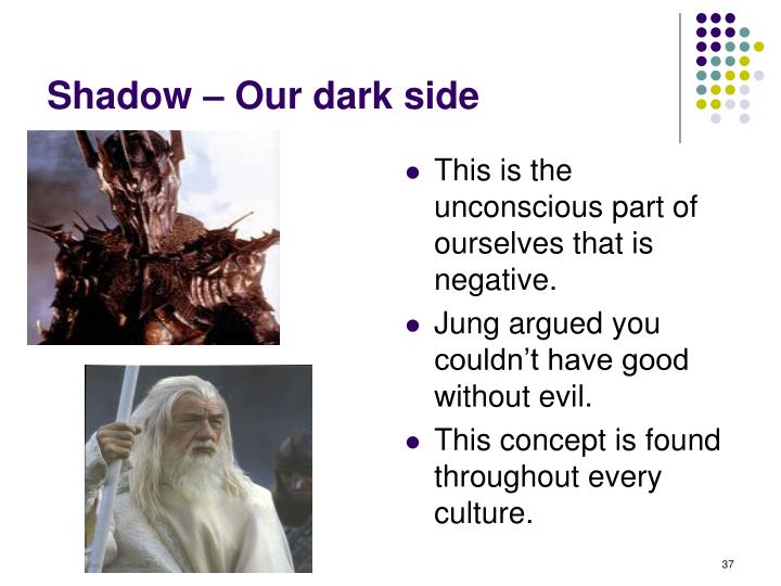 Shadow – Our dark side