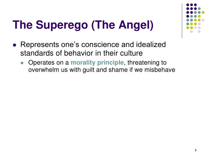 The Superego (The Angel)